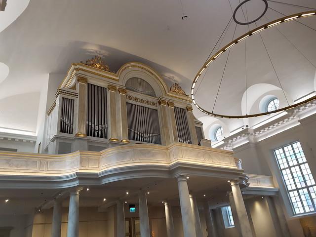 Domkyrkan kathedraal van Göteborg (2)