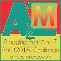 #AtoZchallenge Letter M on the Blog of author @JLenniDorner