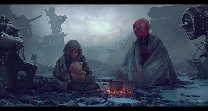 Владимир Манюхин. Конец цивилизованного мира.