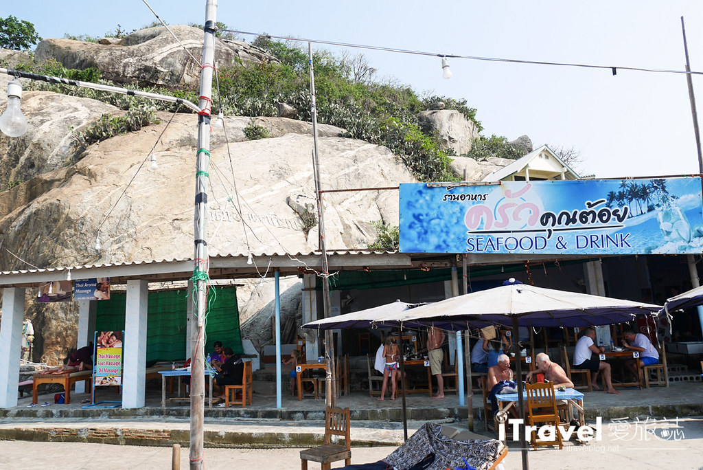 华欣景点推荐 筷子山海滩Khao Takiab beach (7)