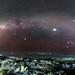 Galapagos Milky Way - Night Sky Astrophotography Isabela Island
