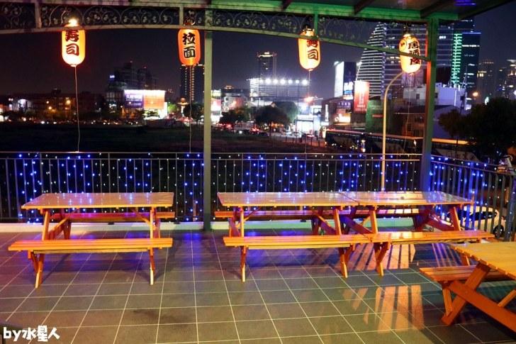 41134503232 49f6c6bb12 b - 熱血採訪|岦根川居酒屋,市區內夜景景觀餐廳,日本空運新鮮魚貨,壽司串燒炸物燒烤快炒(已歇業)