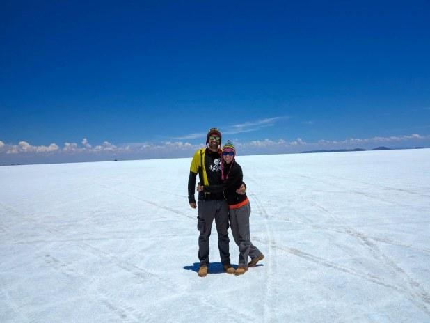 Excursión al salar de Uyuni