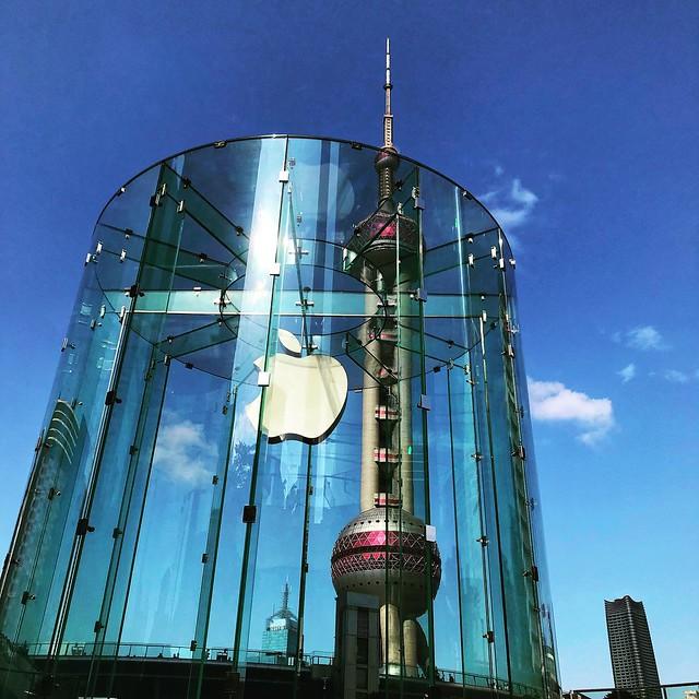 Apple Store@上海浦東