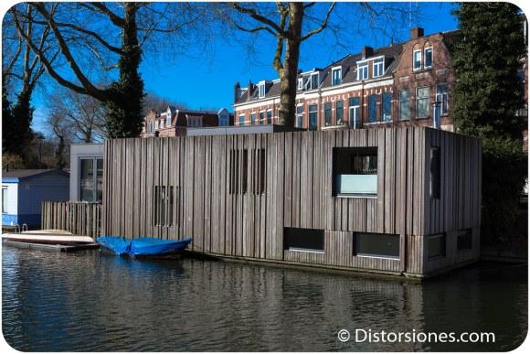 La casa flotante bunquerizada