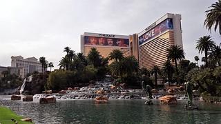 Hoteles de Las Vegas Mirage