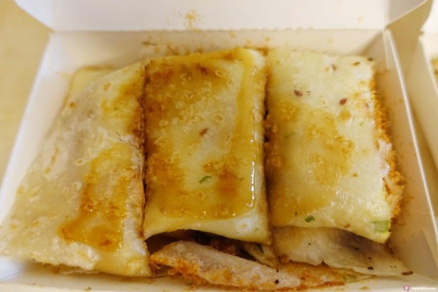 [桃園美食]雯早餐~桃園婦女館附近的平價早餐店.肉燥鐵板麵讓人齒頰留香回味無窮 @VIVIYU小世界