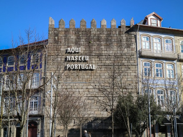 Muralla de Guimarães