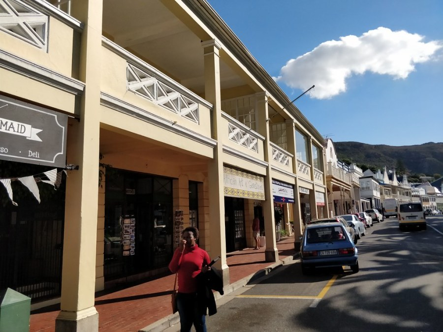 Cape Town South Africa Travel Blog Town