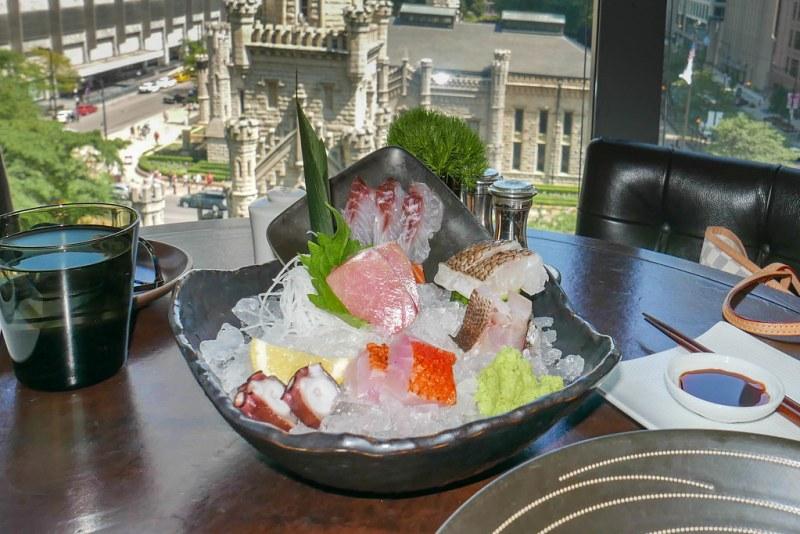 Sashimi Bowl ($45)