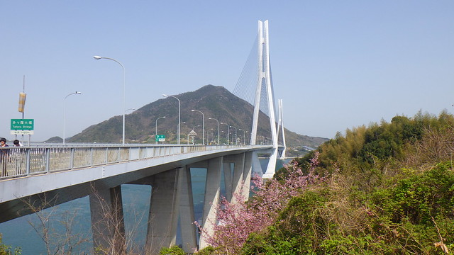 Shimanami Kaido bike ride