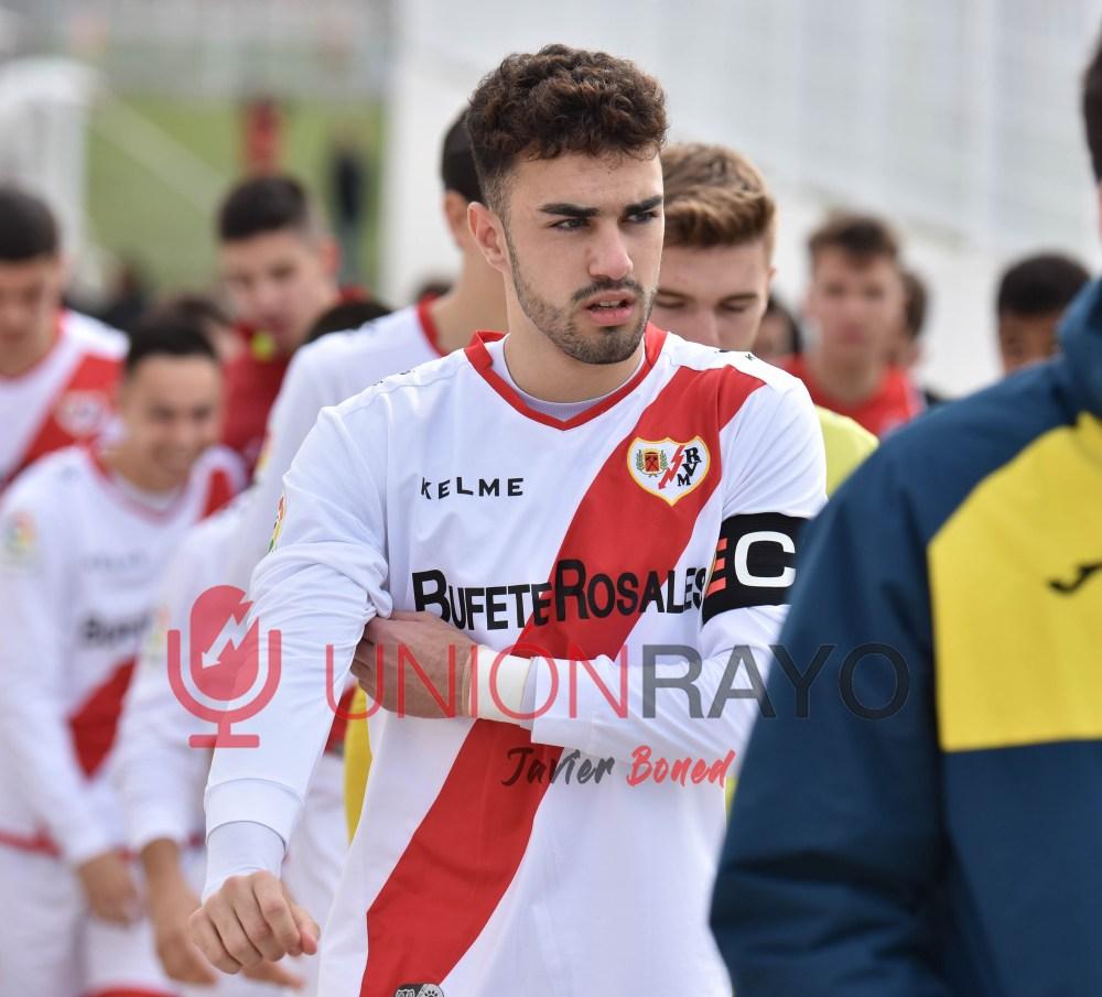 Juvenil A 1-0 Unión Adarve