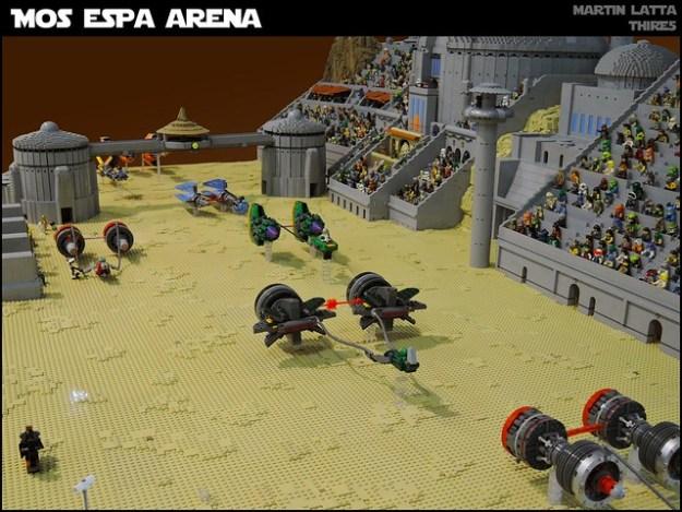 Star Wars: Mos Espa Arena