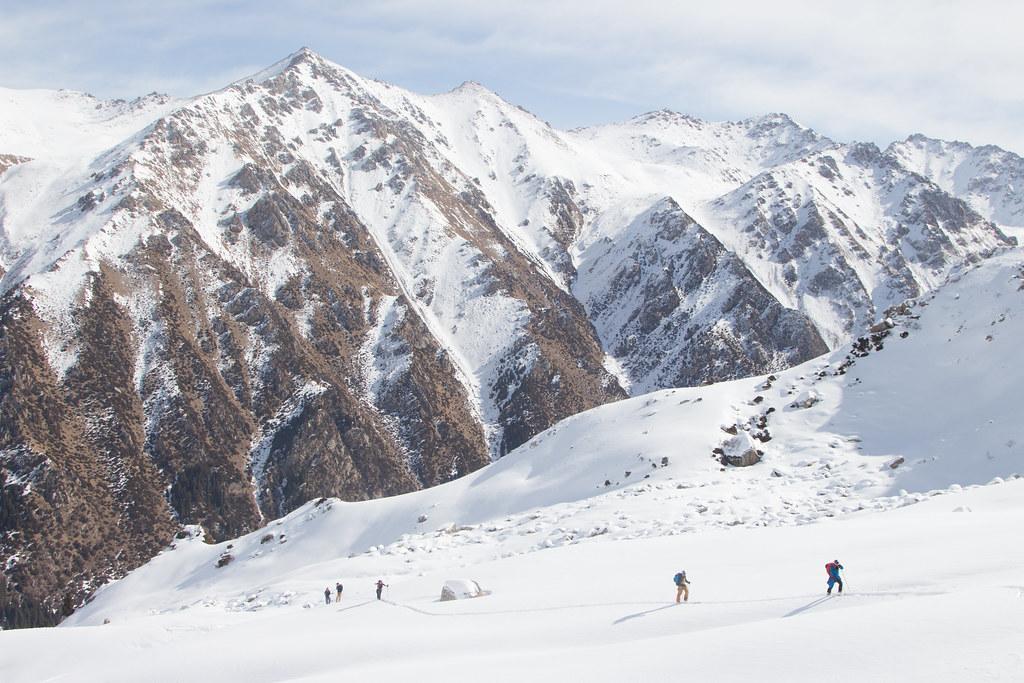 Ak-Suu valley