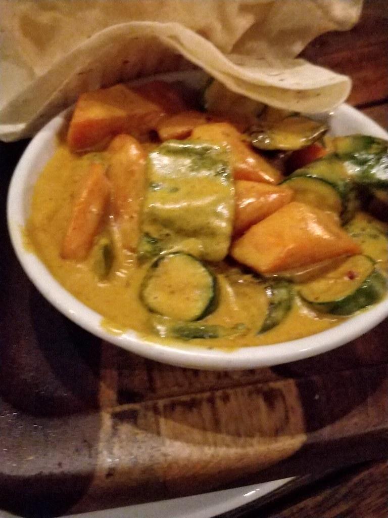 Kuka Cafe Hazy View Mpumalanga South Africa Restaurant Blog Yellow Curry