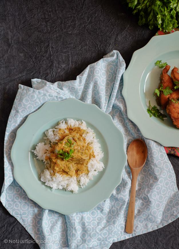Fish Curry | Meen Kuzhambu | Fish Gravy Tamil Style | Fish Curry Recipe on notjustspice.com