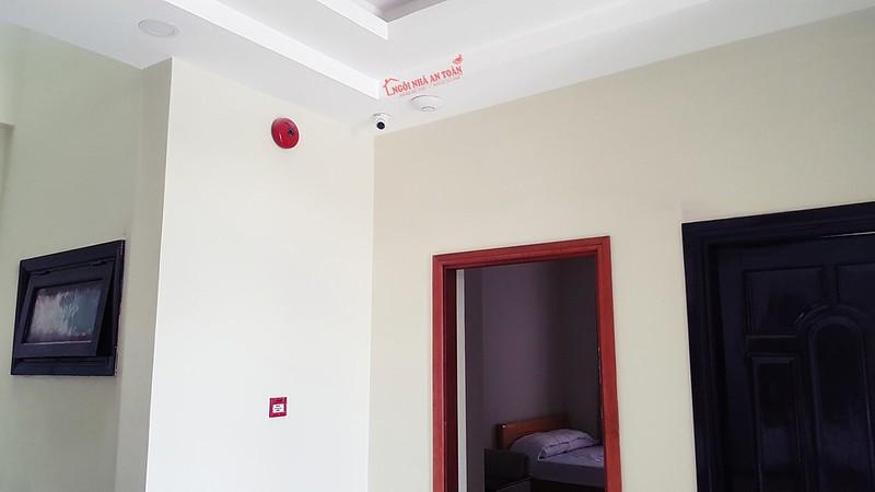 Lắp đặt camera khách sạn