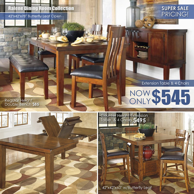 Ralene D594 Dining Collection