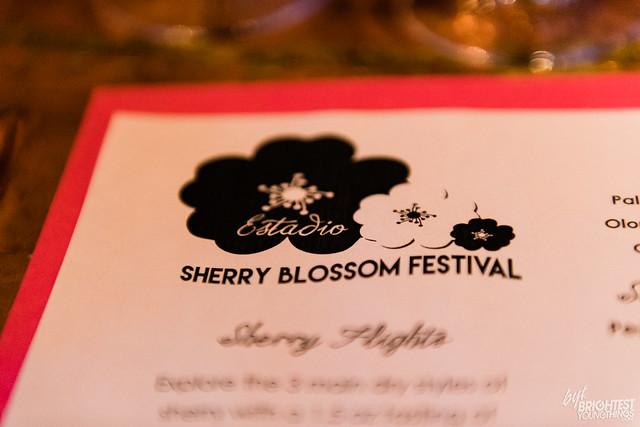 Sherry Dinner