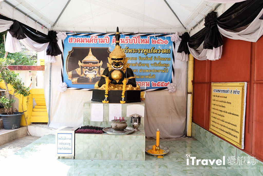华欣景点推荐 考佬寺Wat Khao Takiap (8)
