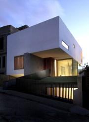12 Exterior Rumah Minimalis Modern Di Seluruh Dunia