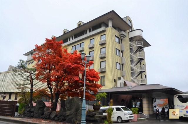 一富士莊, 河口湖溫泉飯店, 河口湖住宿推薦, 河口湖便宜住宿