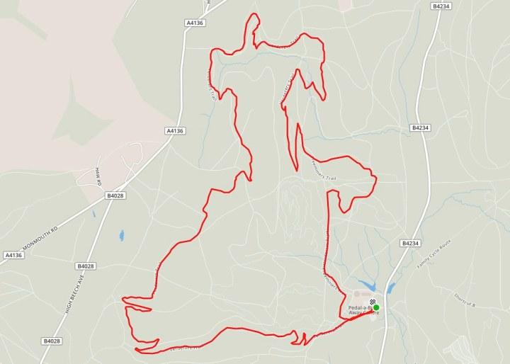 Verderras Map