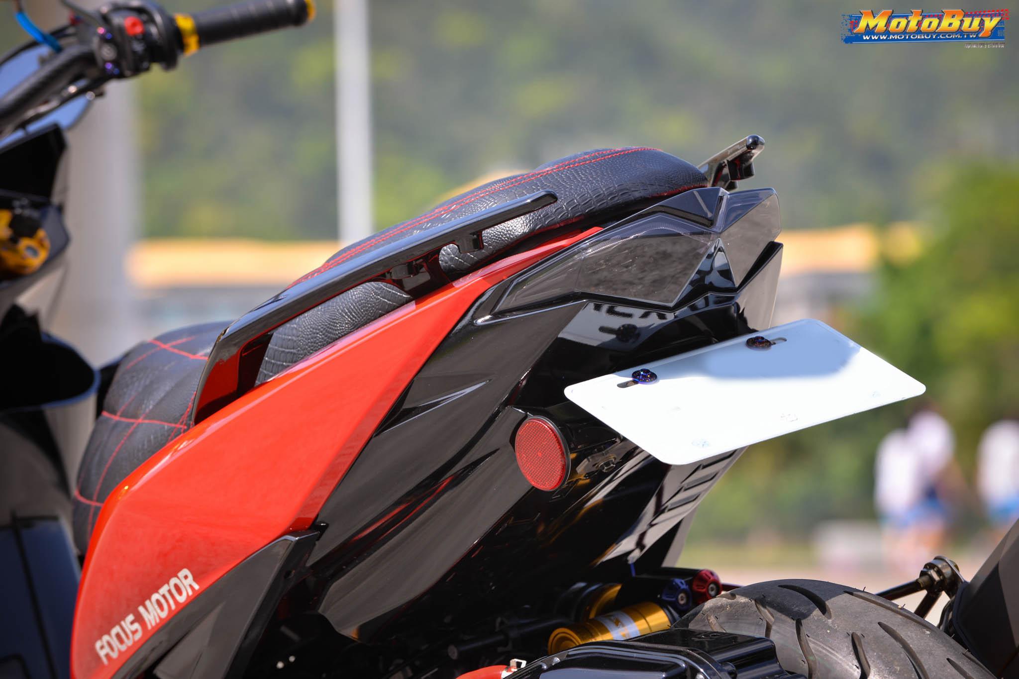 [夯車分享] 燃燒吧!火鳥~ - YAMAHA FORCE 155   MotoBuy