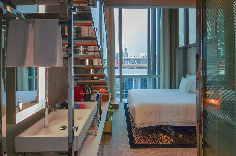 loft gallery room - m social singapore