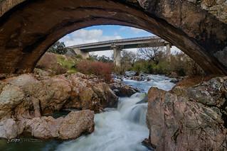 Puente Campofrío. Río Odiel. 24-03-18.
