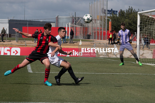 Sevilla FC- Séneca CF (Liga Nacional Juvenil G.XIV)