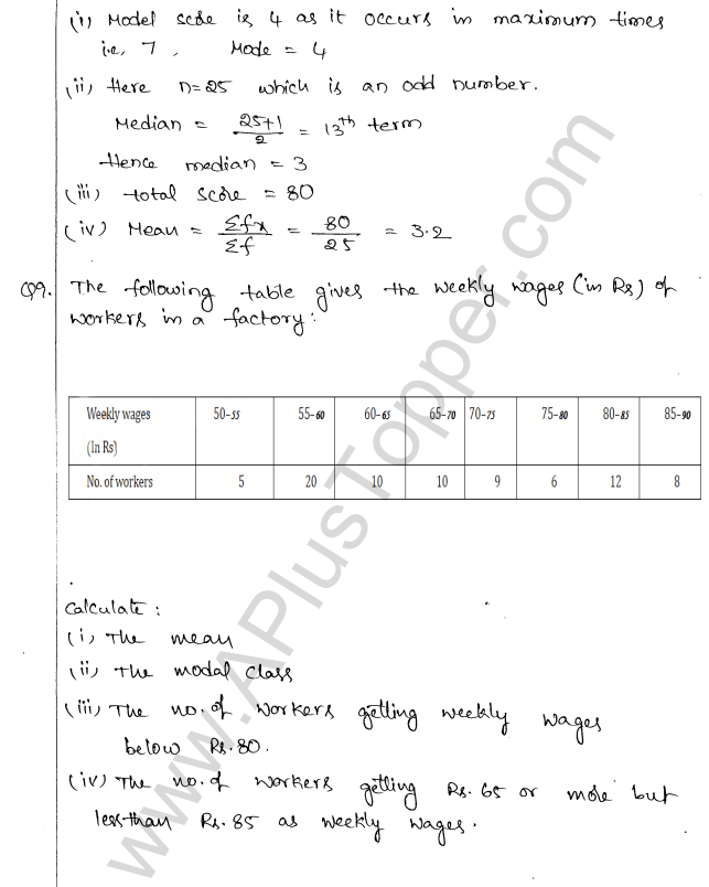 ml-aggarwal-icse-solutions-for-class-10-maths-chapter-23-measures-of-central-tendency-60