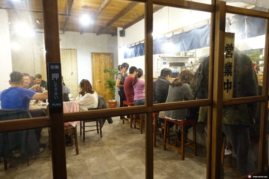 三冬雞濃厚拉麵,三冬麵舖,拉麵,桃園美食,藝文特區附近 @VIVIYU小世界