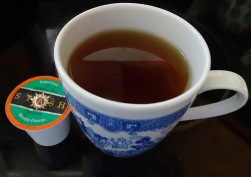 Stash Peppermint Herbal Tea Single Serve Cups Review