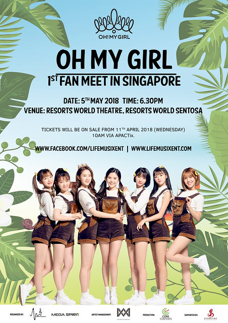 OMG IN SG POSTER