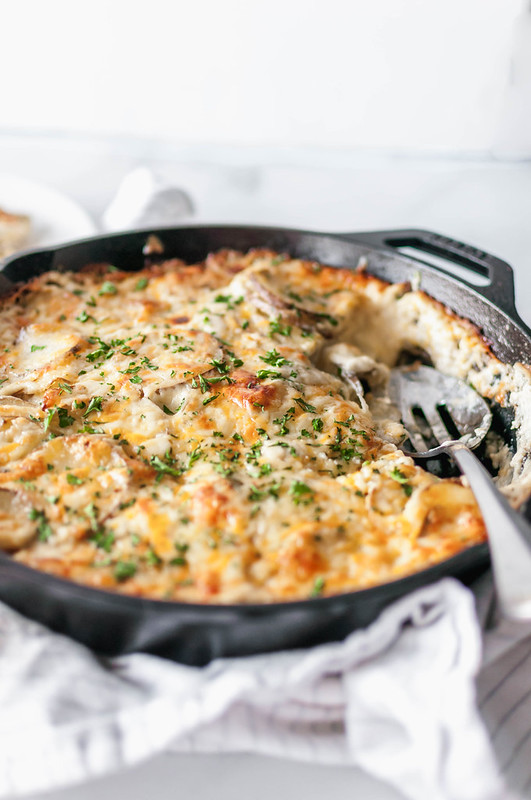 Outrageous Au Gratin Potatoes