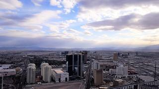 Hoteles de Las Vegas vistas desde Stratosphere 3