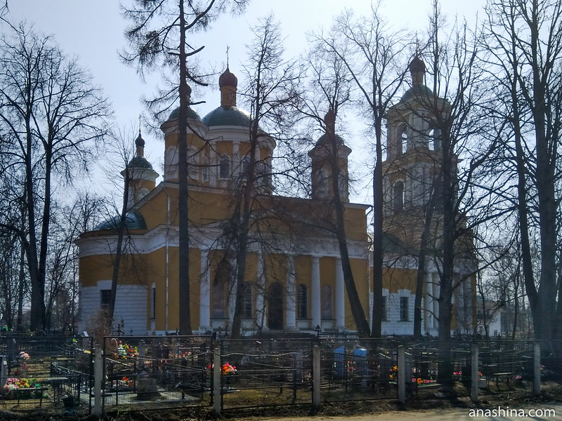 Церковь Спаса Преображения в Спас-Заулке