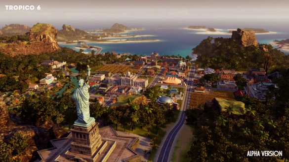 Tropico 6 - City