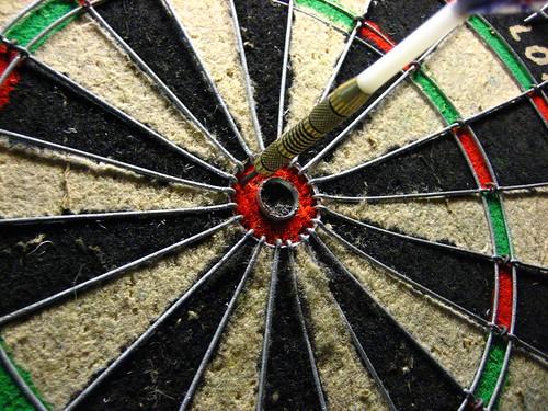 bullseye!