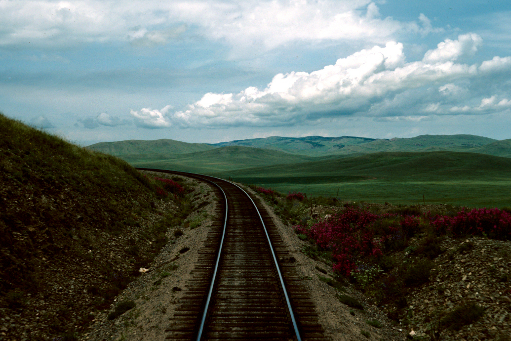Travel Wish List: TransMongolia Express