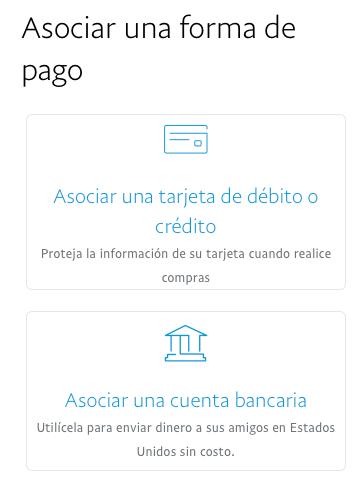 Verifica tu cuenta de PayPal