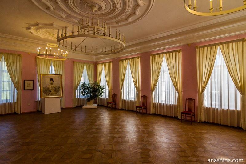 Зал, Полотняный Завод