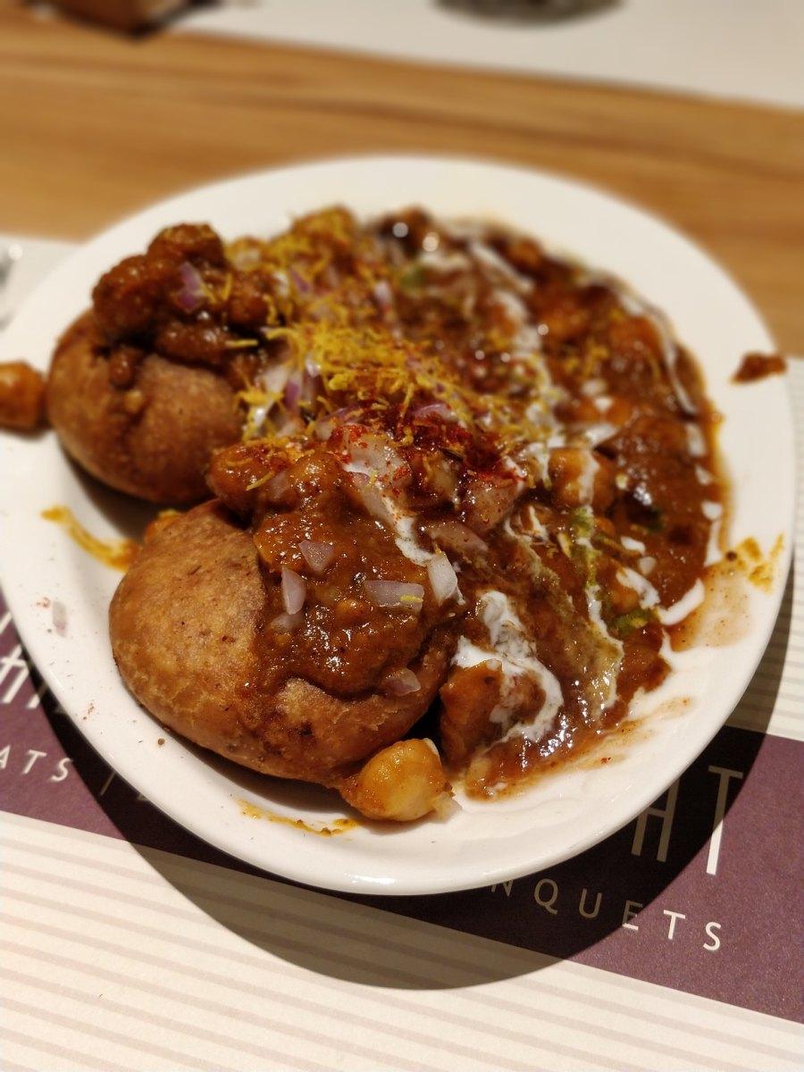 Kailash Parbat Indian Restaurant TST Hong Kong Kachori