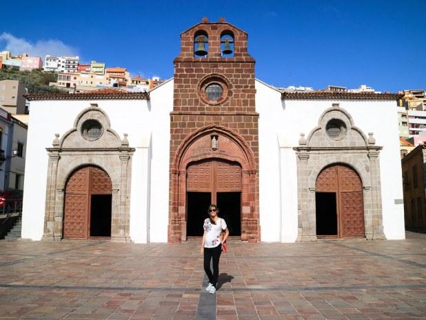 Iglesia Nuestra Señora de La Asuncion en La Gomera