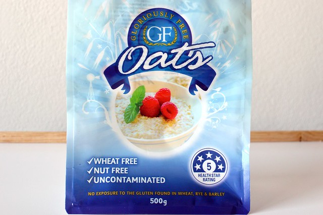 Uncontaminated oats
