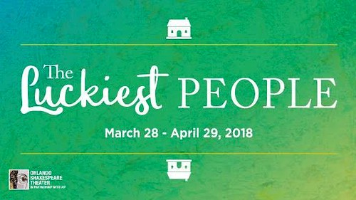 """""""The Luckiest People"""" at the Orlando Shakespeare Theater"""
