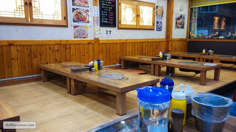 Dongdaemun Night Market - Restaurant 2