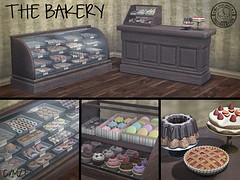 [IK] The Bakery Poster