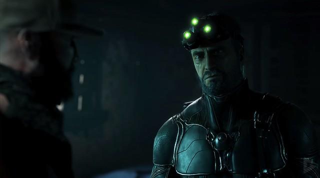 Ghost Recon Wildlands - Splinter Cell Mission